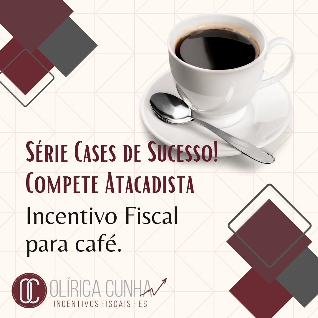 Compete Atacadista - Café
