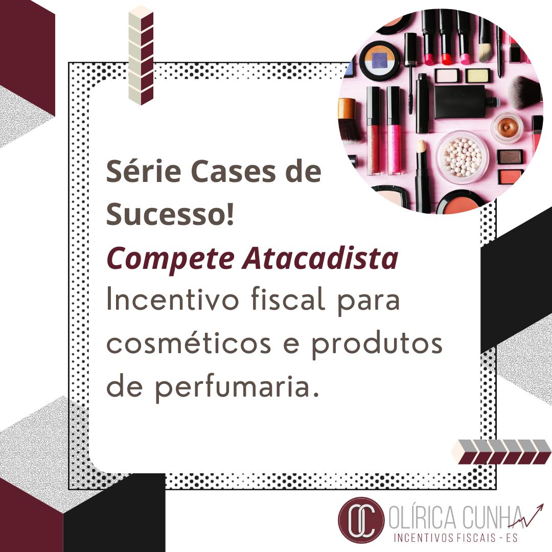 Compete Atacadista - Cosmético e Perfumaria